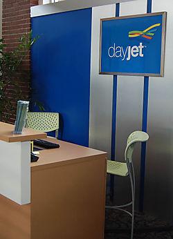 DayJet Desk