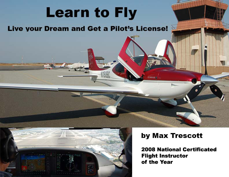 Learn to Fly ebook Cover