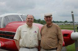 Max Trescott and Hal Shevers