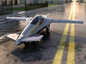 Samson Motorworks SkyBike