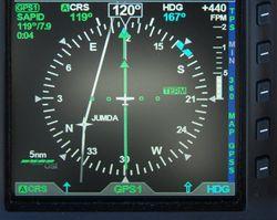 Aspen Avionics HSI