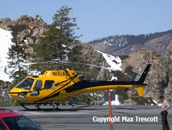 EMS Helicopter Bear Valley