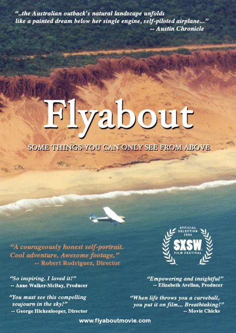 Fly about Movie DVD
