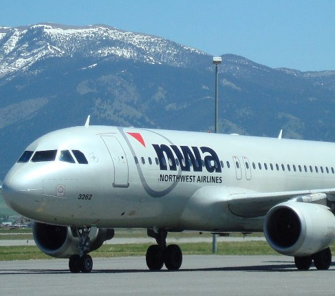 Northwest Airlines A320