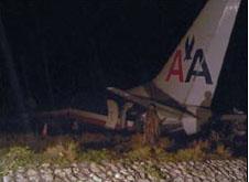 Tail AA Flight 331