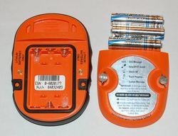 SPOT battery case