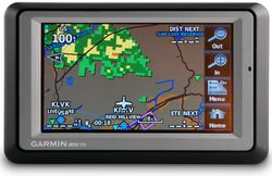 Aera 510 XM Weather