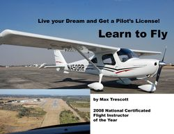 Learn to Fly Ebook Cover SkyCatcher