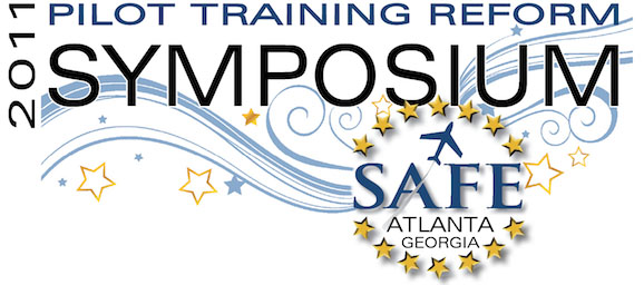 SAFE Pilot Training Reform Symposium