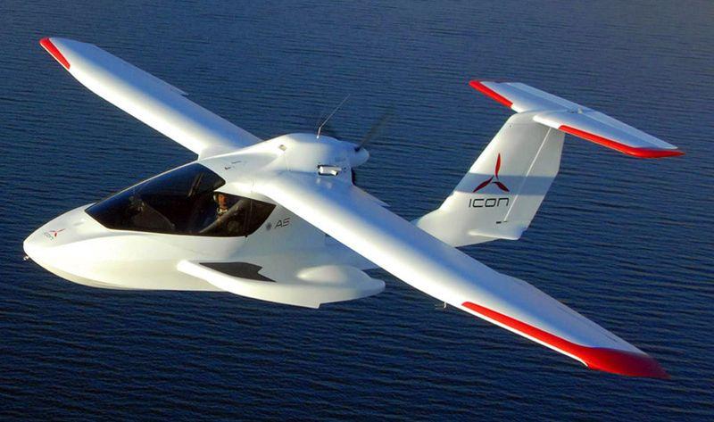 Icon A5 seaplane