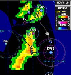 NTSB NEXRAD Weather Age Alert
