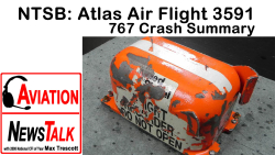 YouTube Thumbail Atlas Air Crash 156