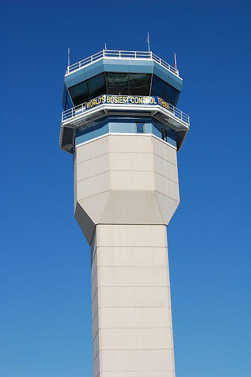 New Oshkosh Control tower