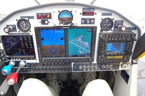Husky cockpit