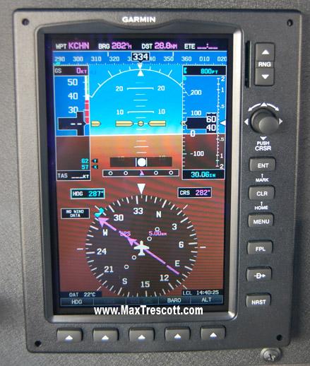 SkyCatcher G300 PFD