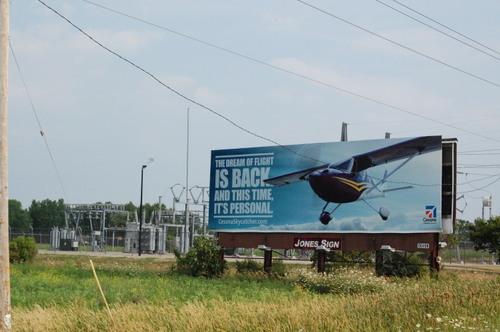 Cessna Billboard